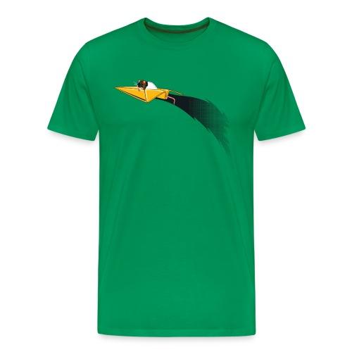 The Cheese Baron - Men's Premium T-Shirt
