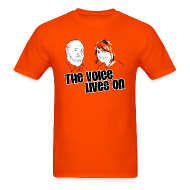 T-Shirts ~ Men's T-Shirt ~ The Voice Lives On