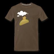 T-Shirts ~ Men's Premium T-Shirt ~ Bonky Taco