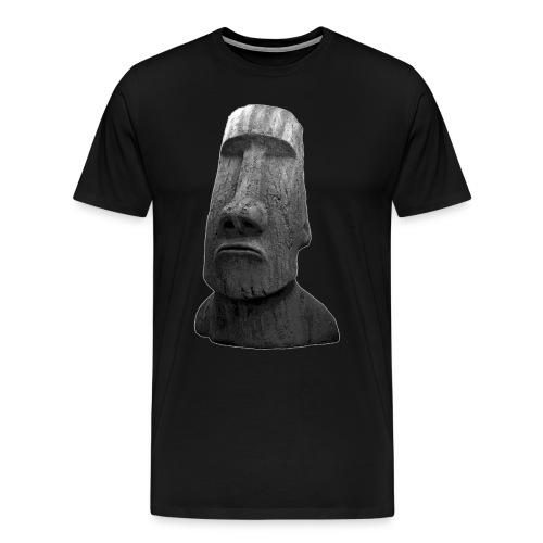 Easter Island Head - Men's Premium T-Shirt