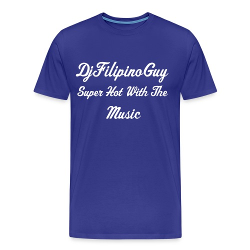 Offical DjFilipinoGuy  - Men's Premium T-Shirt