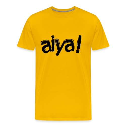 Aiya! Men's Tee - Men's Premium T-Shirt