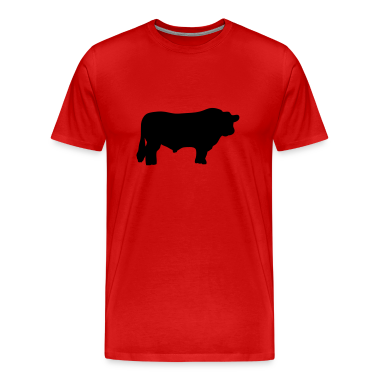 Red bull black angus T-Shirts