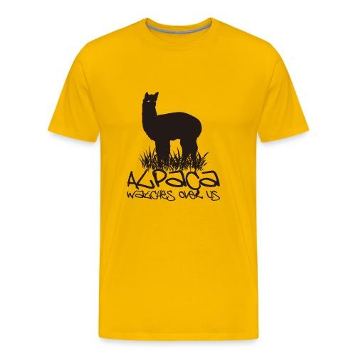 SUPER MOM - Men's Premium T-Shirt