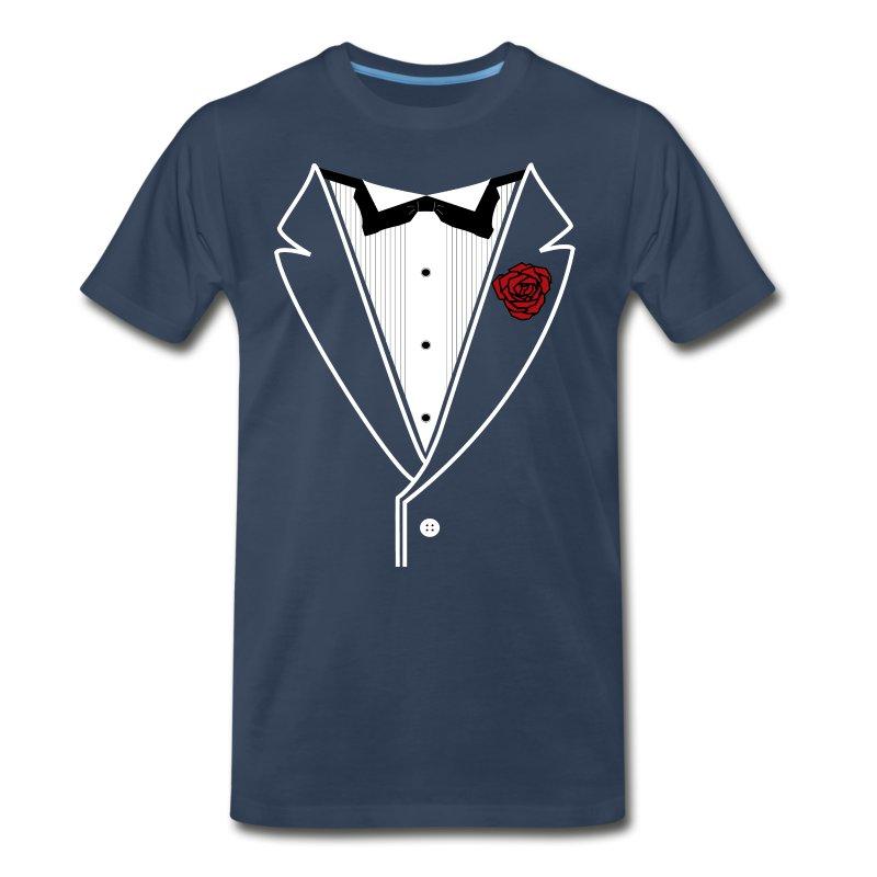 3XL Tuxedo - Men's Premium T-Shirt