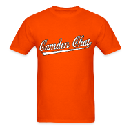 T-Shirts ~ Men's T-Shirt ~ Men's F/B: CC/Lollygagger (orange)