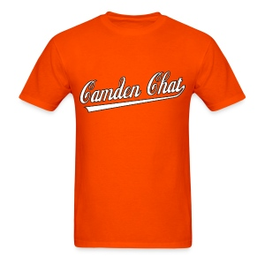 Men's F/B: CC/Lollygagger (orange) - Men's T-Shirt