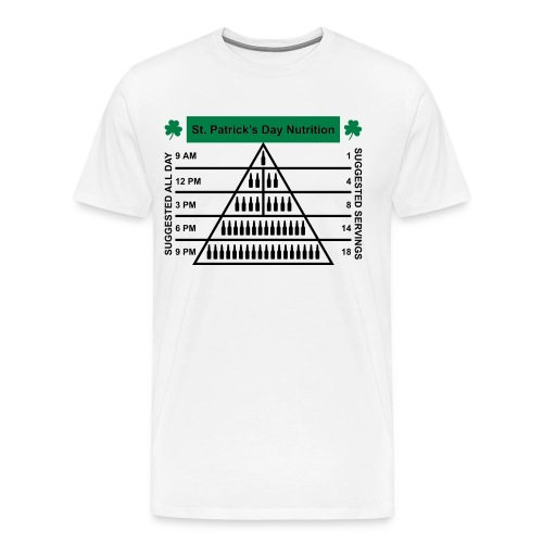Nutrition - Men's Premium T-Shirt