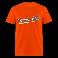 T-Shirts ~ Men's T-Shirt ~ Men's F/B: CC/Dempsey's Nephew (orange)