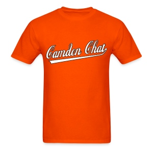 Men's F/B: CC/Dempsey's Nephew (orange) - Men's T-Shirt