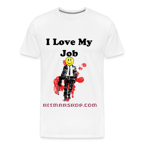 Love My Job - Men's Premium T-Shirt