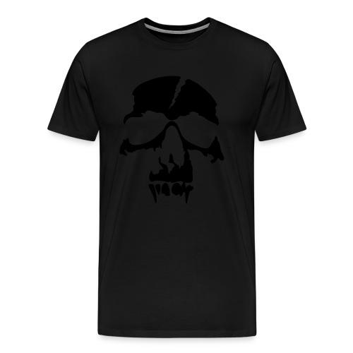 Blended Skull - Men's Premium T-Shirt
