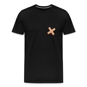 bandaid on my heart - Men's Premium T-Shirt