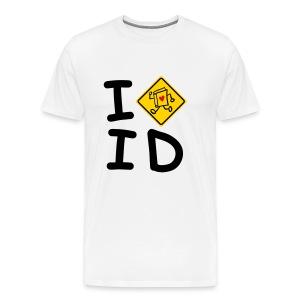 State Your Claim To Idaho - Men's Premium T-Shirt