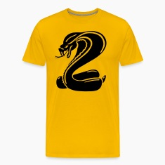 Yellow cobra T-Shirts