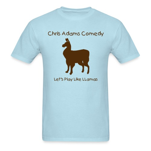 Llamas T-shirt - Men's T-Shirt