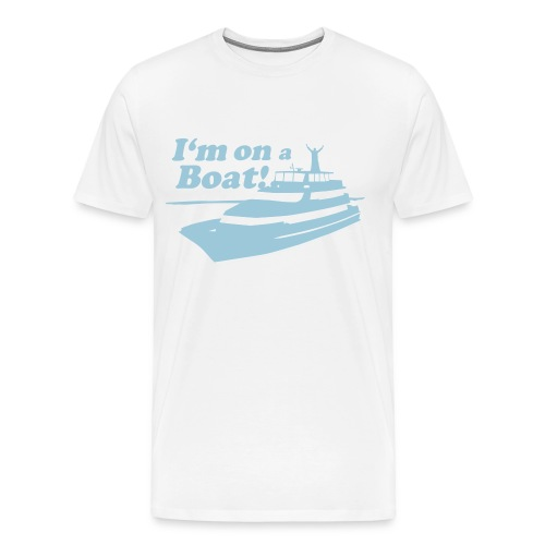 The loney island - Men's Premium T-Shirt