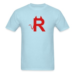The Tell-Tale R - Men's T-Shirt