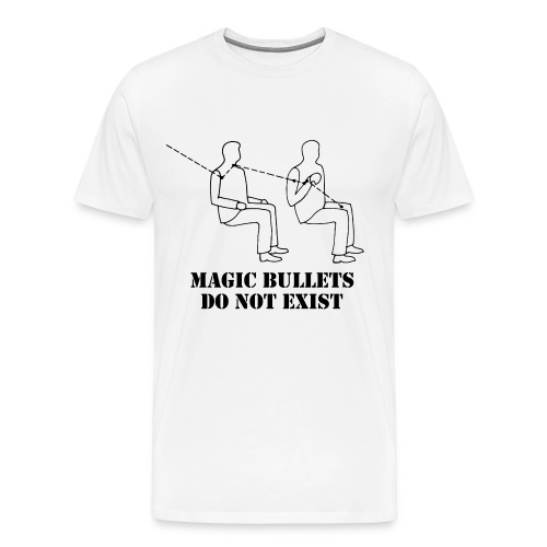 Magic Bullet - Men's Premium T-Shirt