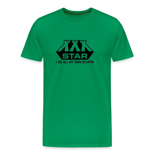 PORN STAR - Men's Premium T-Shirt
