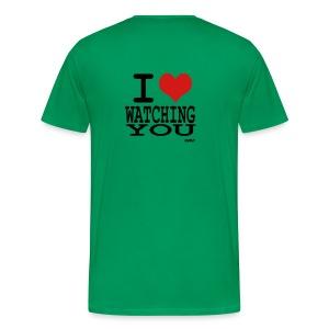 pick up lines - Men's Premium T-Shirt