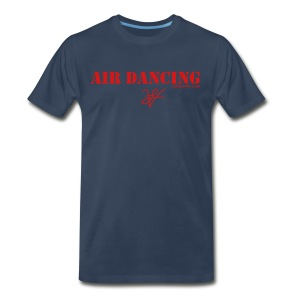 Mens Air Dancing - Men's Premium T-Shirt