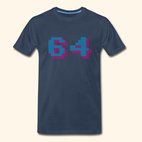 64K - Men's Premium T-Shirt