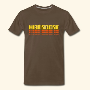 Highscore2 - Men's Premium T-Shirt