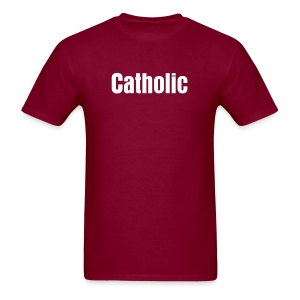 OLOP|shop Men's Catholic Tee - Men's T-Shirt