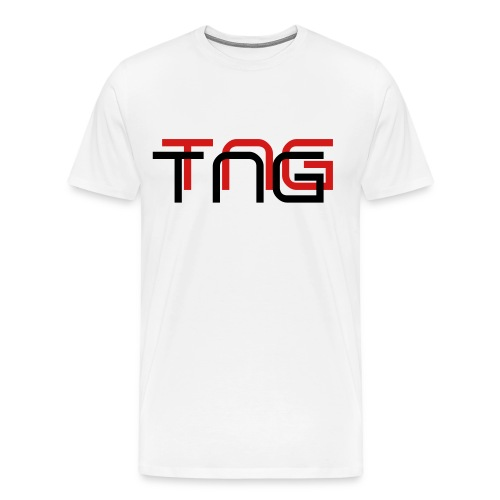 Double TNG Tee - Men's Premium T-Shirt