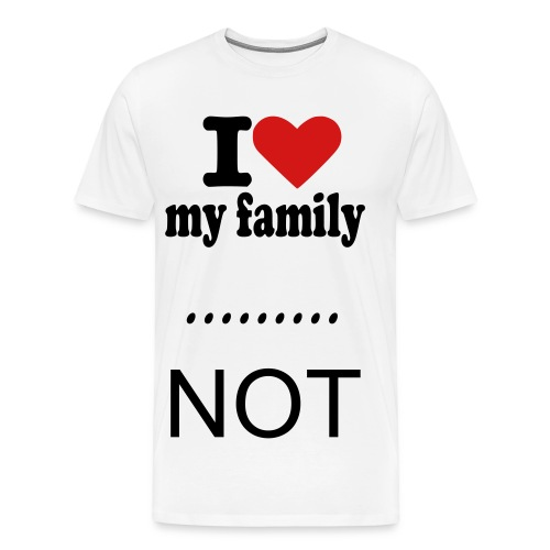 Family Love - Men's Premium T-Shirt