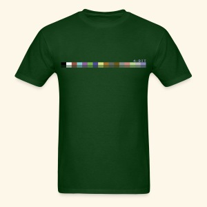 colorPalette64 - Men's T-Shirt