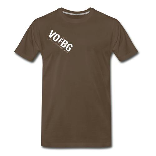 VOFBG Chip On The Block - Men's Premium T-Shirt