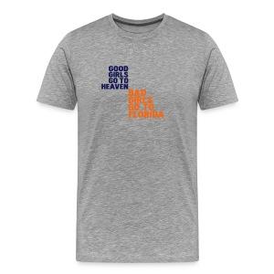 UF girls - Men's Premium T-Shirt