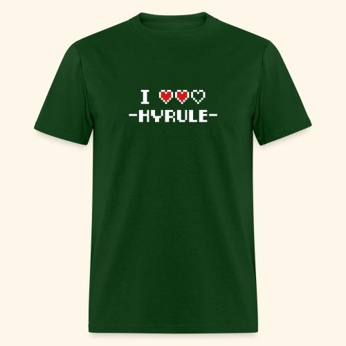 I Love Hyrule - Men's T-Shirt