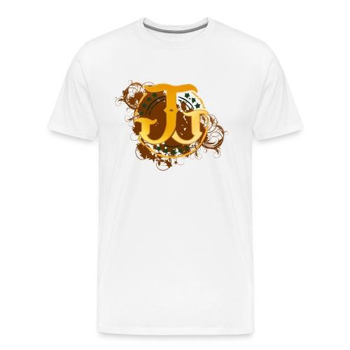 Jason Wyatt Logo Heavyweight T-Shirt - Men's  - Men's Premium T-Shirt