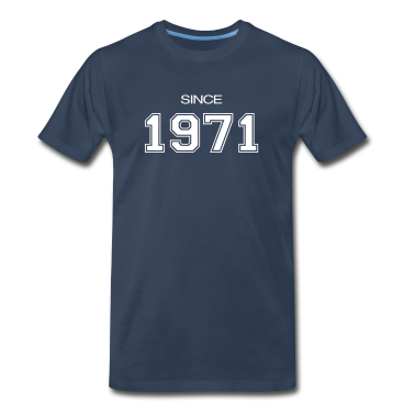 Navy birthday gift 1971 T-Shirts