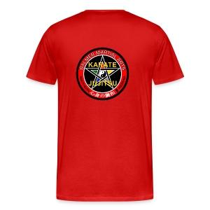 Balmer Martial Arts T - Men's Premium T-Shirt