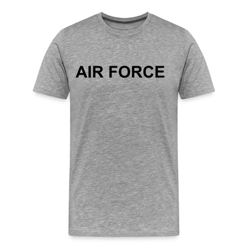 AIR FORCE PT T-SHIRT - Men's Premium T-Shirt