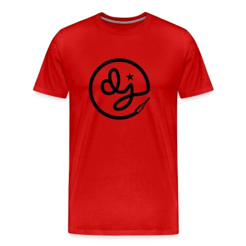 partyoholic - Men's Premium T-Shirt