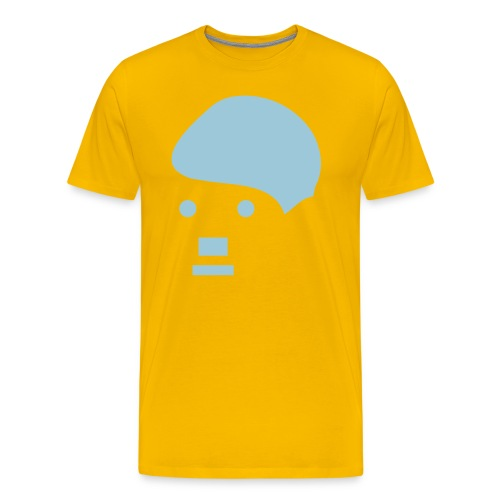 hitla - Men's Premium T-Shirt