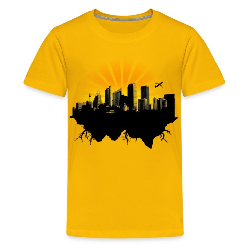 NYC Vintage Kids' Tee - Kids' Premium T-Shirt
