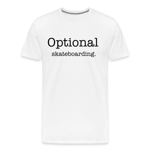 Optional Shirt 2 - Men's Premium T-Shirt