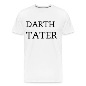 Darth Tater Tee - Men's Premium T-Shirt