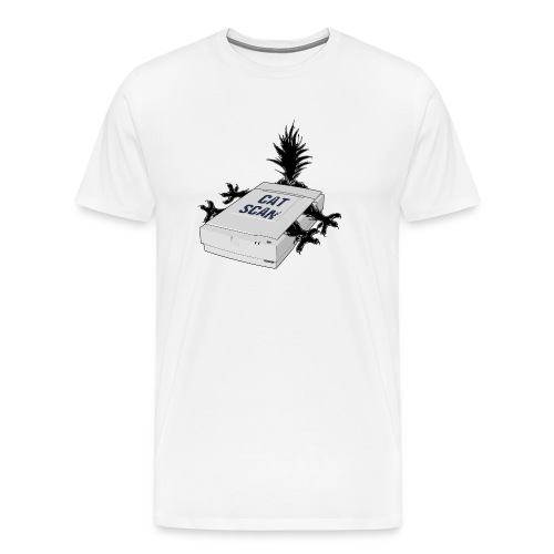 Cat Scan - Men's Premium T-Shirt