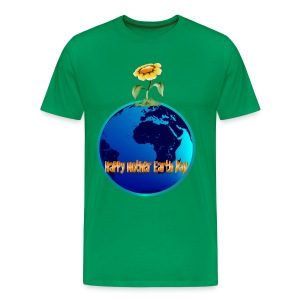 Happy Mother Earth Day - Men's Premium T-Shirt
