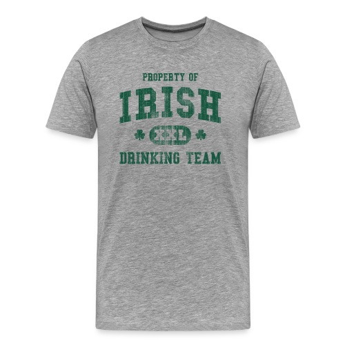 Irish Drinking Team - Men's Premium T-Shirt