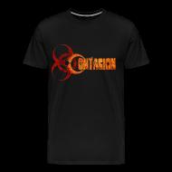 T-Shirts ~ Men's Premium T-Shirt ~ Men's Contagion v2 T-Shirt
