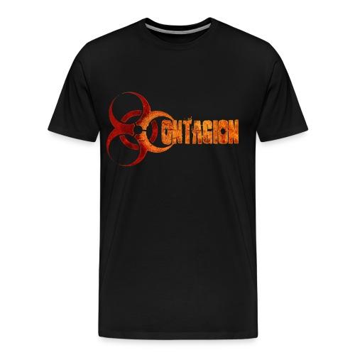 Men's Contagion v2 T-Shirt - Men's Premium T-Shirt