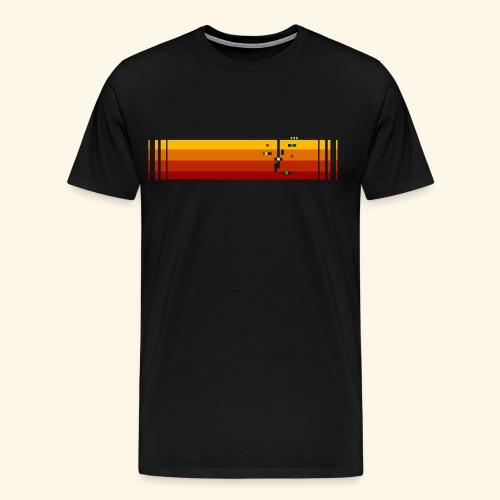 LowRez4 - Men's Premium T-Shirt